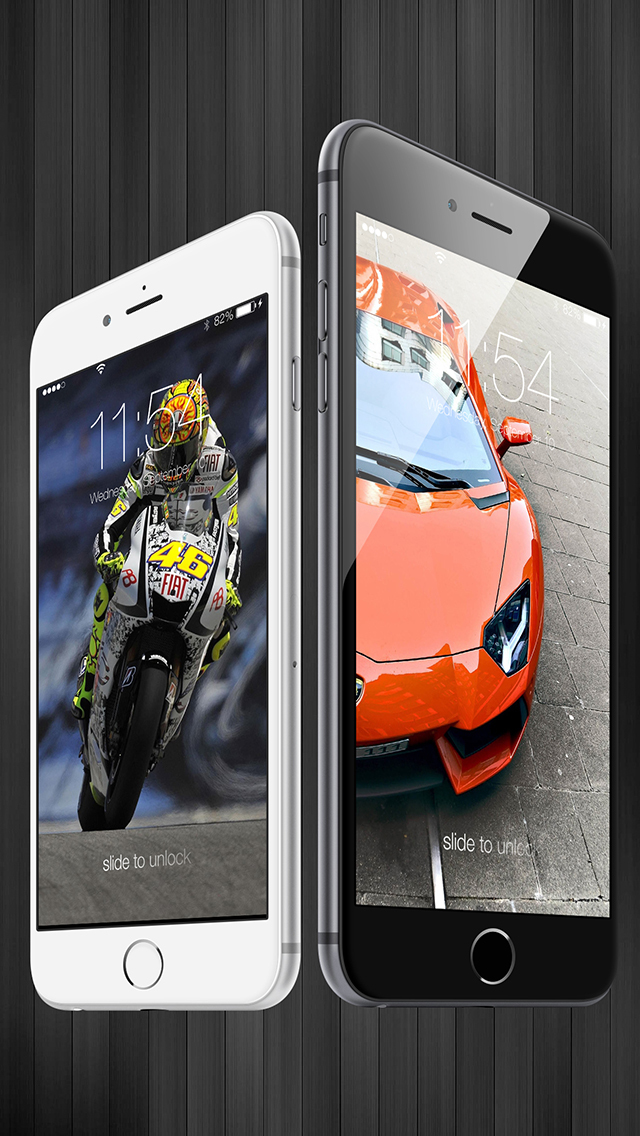Wallpapers for iPhone 6s/Plus Pro screenshot 1