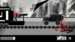Stickman Train Shooting screenshot 5