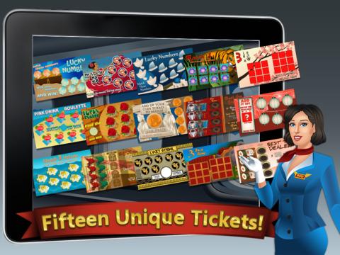 JetSet Scratch Lotto screenshot 9