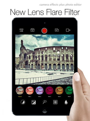 Style Camera - shutter Cam & Art editor ultimate photo-Lab screenshot 8