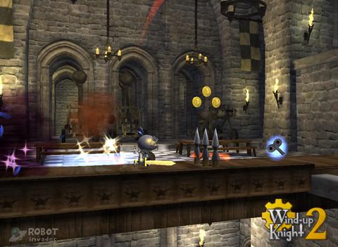 Wind-up Knight 2 screenshot 10