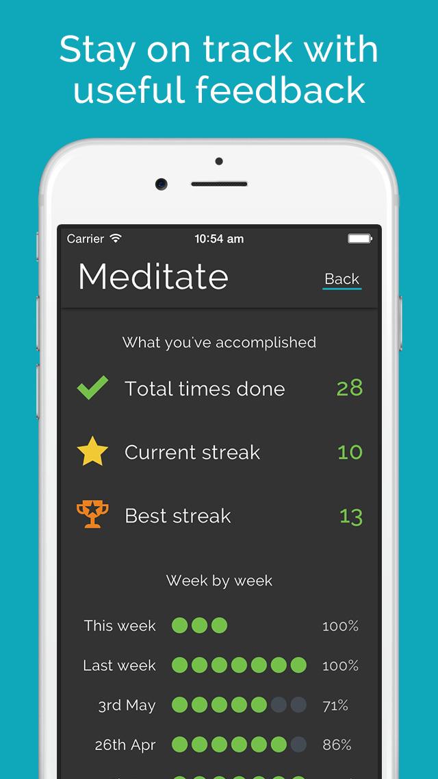 Productive - Habit Tracker screenshot 4