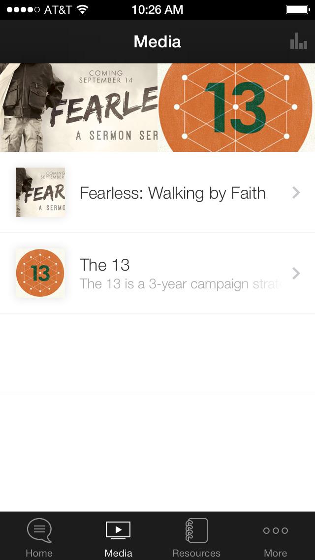 Bethel Church Mobile screenshot 2