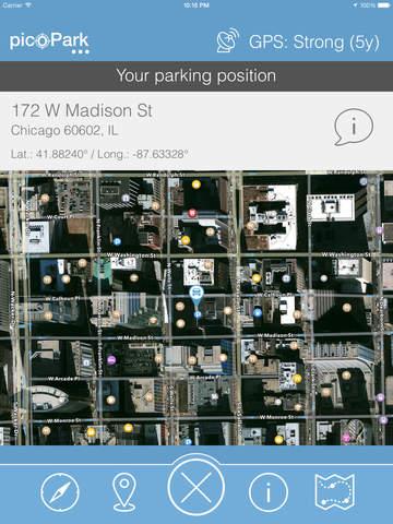 picoPark - Find my car screenshot 8