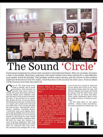 The Score Magazine screenshot 9