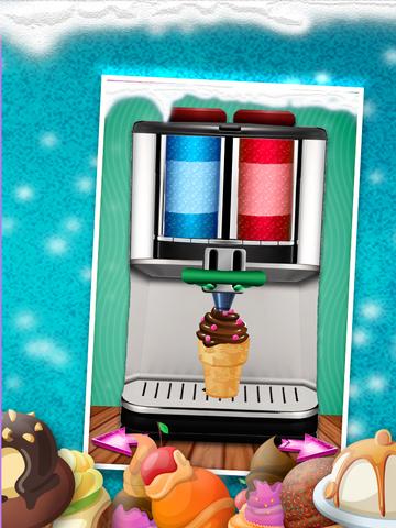 A+ Cone & Sundae Creator Ice-Cream Sandwich Maker Game screenshot 10