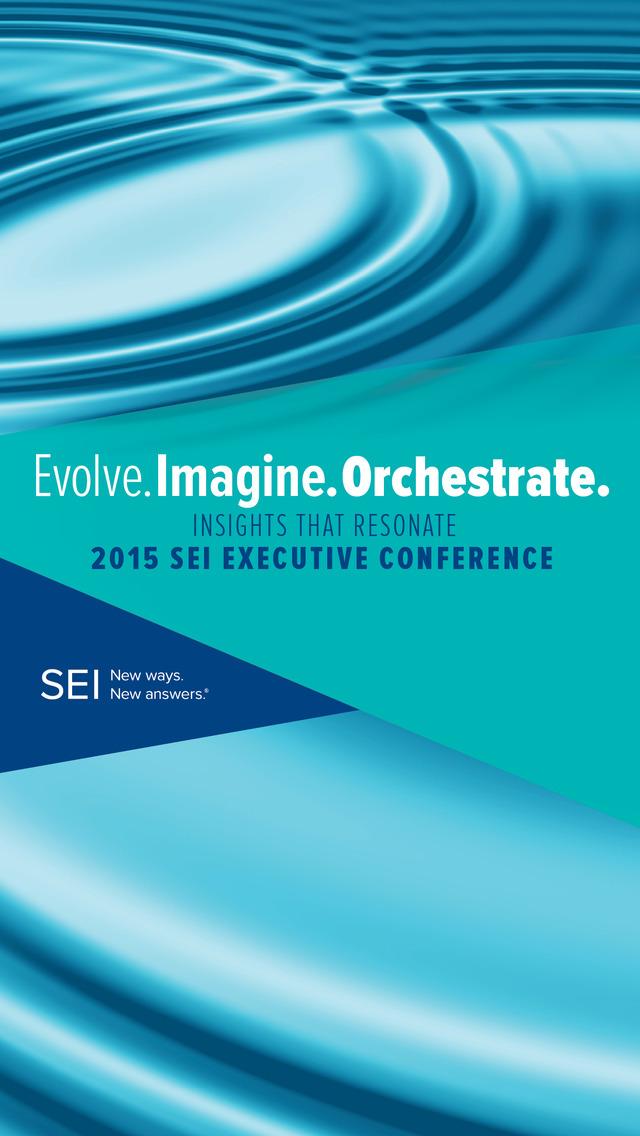 SEI Executive Conference screenshot 1