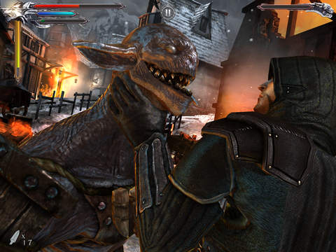 Joe Dever's Lone Wolf screenshot 8