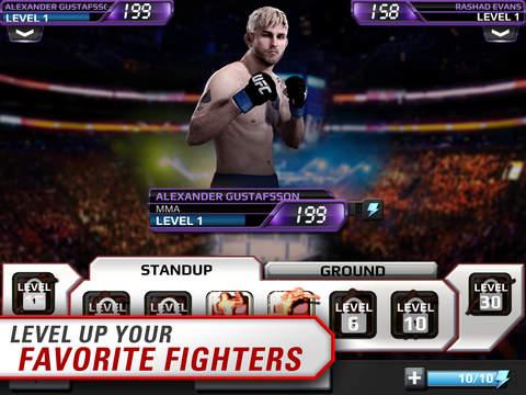 EA SPORTS™ UFC® screenshot 9