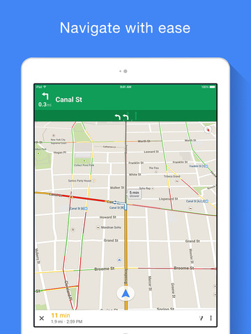 Google Maps - Transit & Food screenshot 6