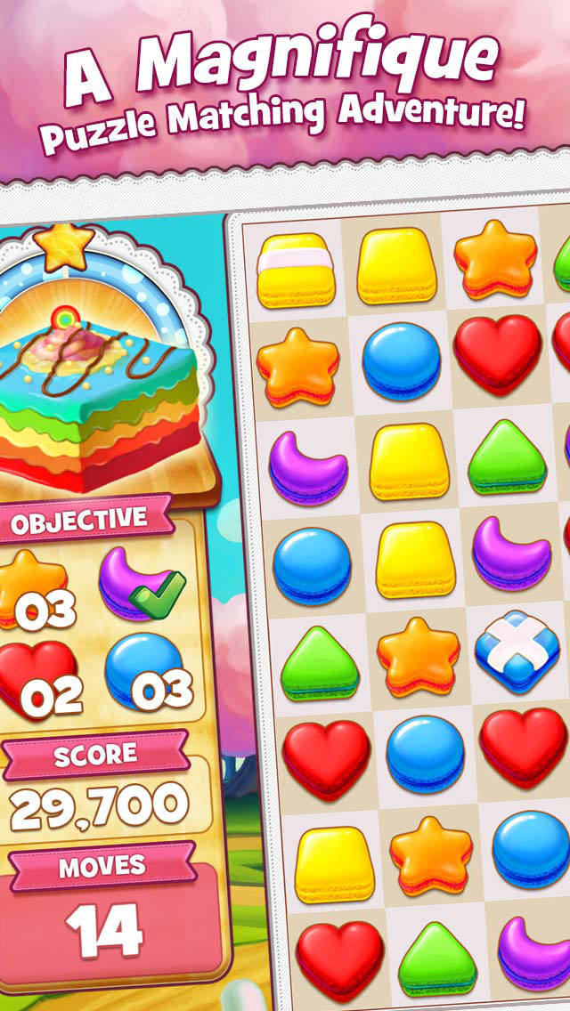 Cookie Jam: Match 3 Games screenshot 1