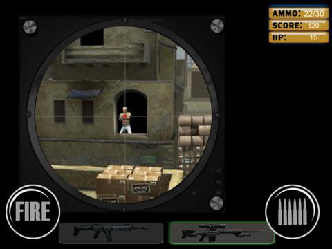 Assault Force (17+) - Elite Sniper Seal Team Shooter Edition screenshot 6