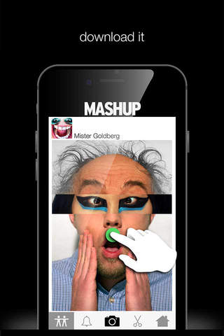 picArty Mashup - náhled