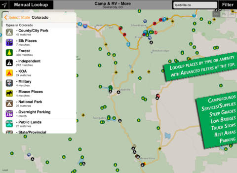 Camp & RV - Tents to RV Parks screenshot 10