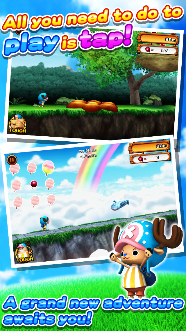 ONE PIECE Run, Chopper, Run! screenshot 2