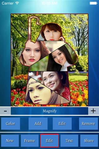 PicShape+ - náhled