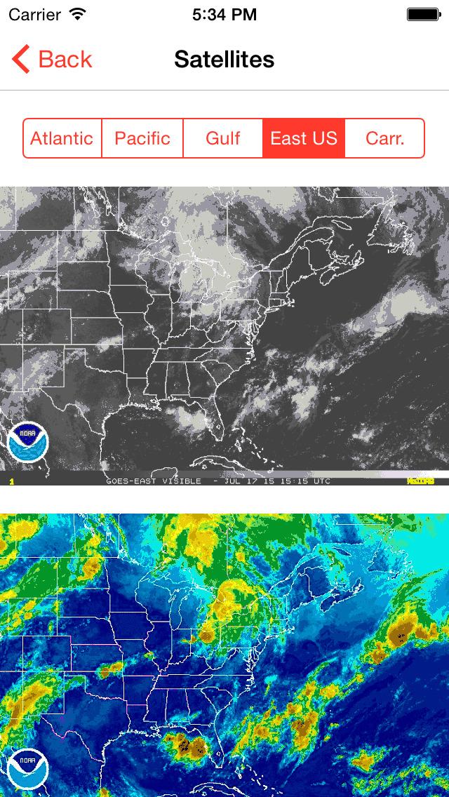 My Hurricane Tracker & Alerts screenshot 3