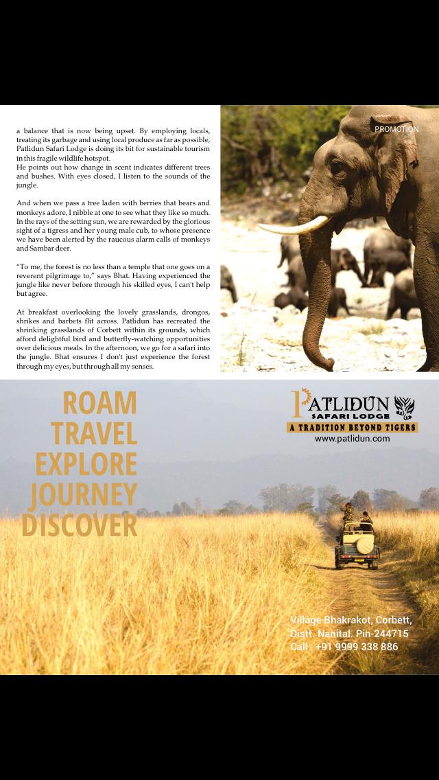 Condé Nast Traveller India screenshot 5