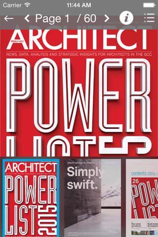 Middle East Architect - náhled