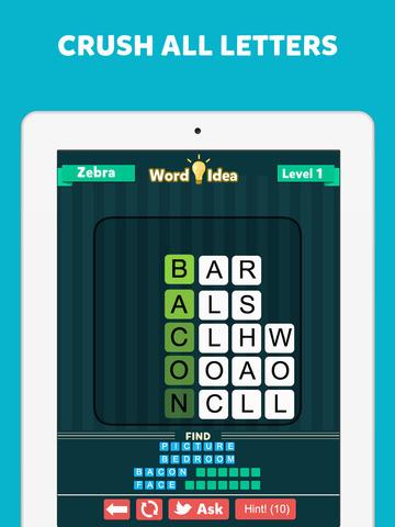 Word Idea screenshot 9