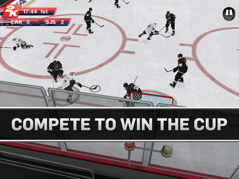 NHL 2K screenshot 8