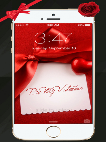 Beautiful Valentine's Day - Cool HD Themes and Backgrounds screenshot 5