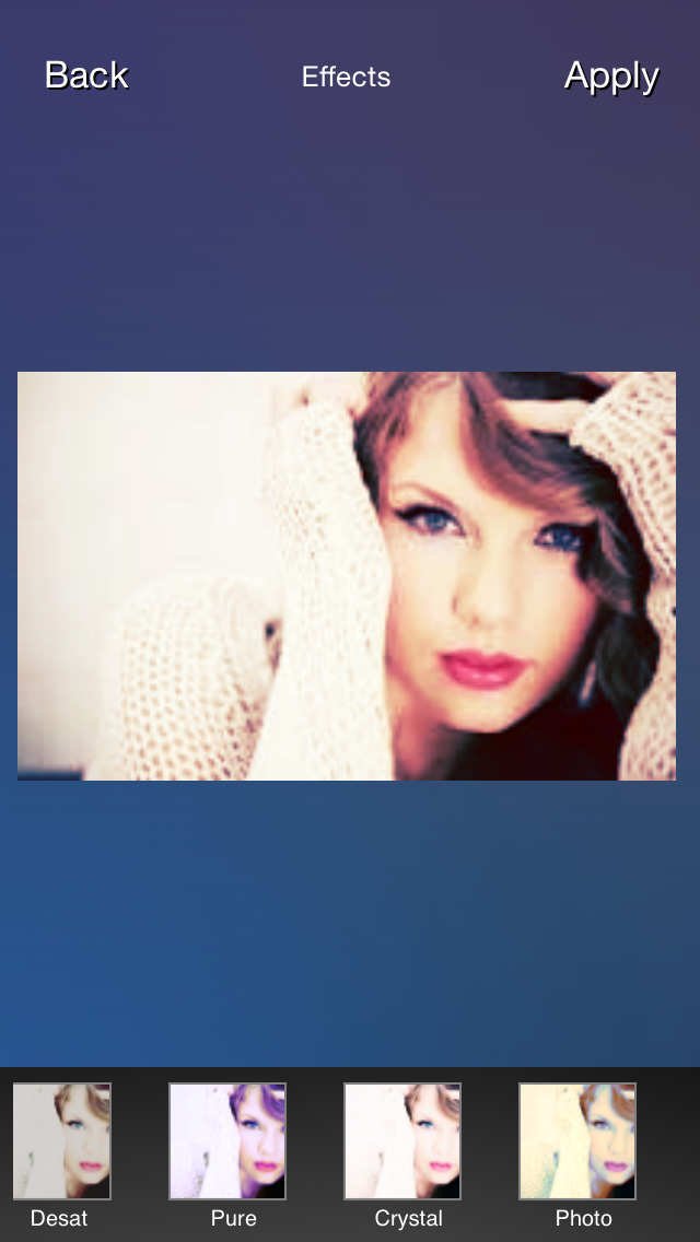 PhotoFX++ screenshot 3