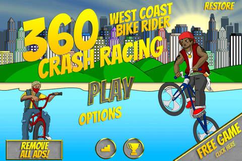 West Coast Bike Rider Free - Action HD Sport Motor - náhled