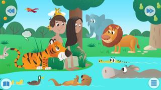 Bible App for Kids screenshot 1