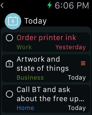 2Do - Todo List, Tasks & Notes screenshot 12