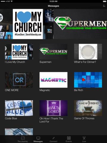 Fresh Start Church screenshot 4