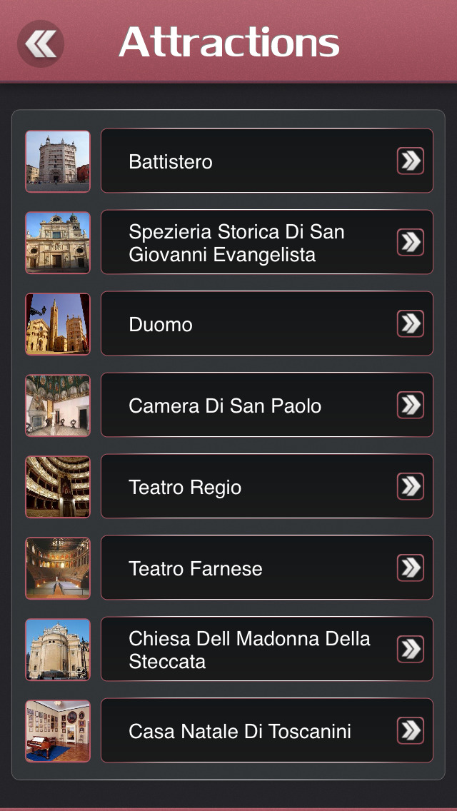 Parma Essential Travel Guide screenshot 3