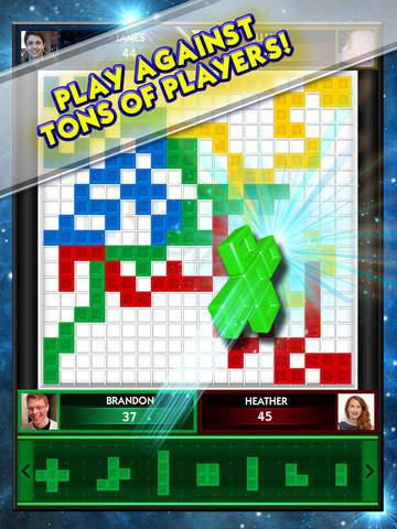Blokus™ Free - Attack, Block & Defend! screenshot 7