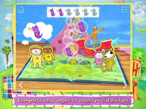 Poppy Cat and the Bubble Volcano screenshot 9