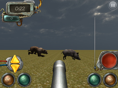 Turkey Hunter 2015 screenshot 5