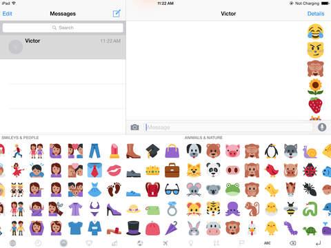 Twemoji Keyboard screenshot 5