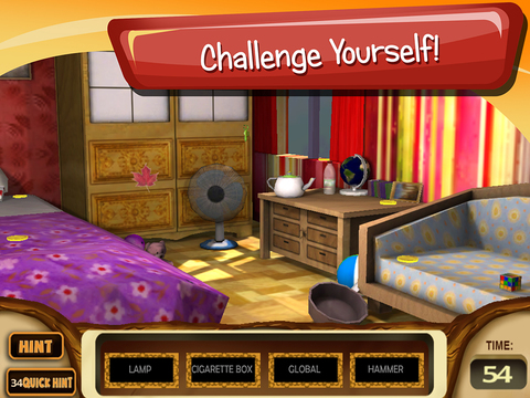 Hidden Objects 3D screenshot 8