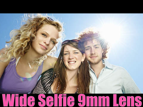 Ultra Wide Selfie 9mm Camera screenshot 6