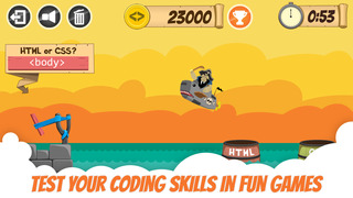 CodeQuest - Learn how to Code on a Magical Quest with Games screenshot 5