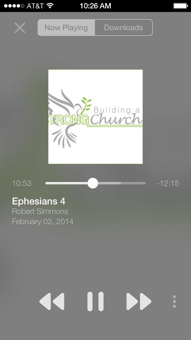 Annaville Baptist Church screenshot 2