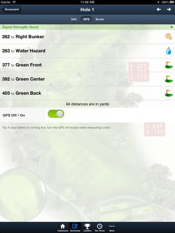 Carson Valley Golf Course screenshot 10