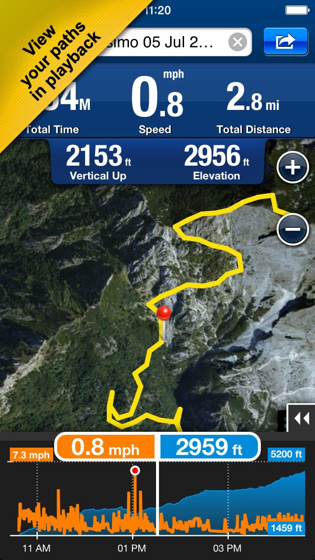 Hike & Bike screenshot 3