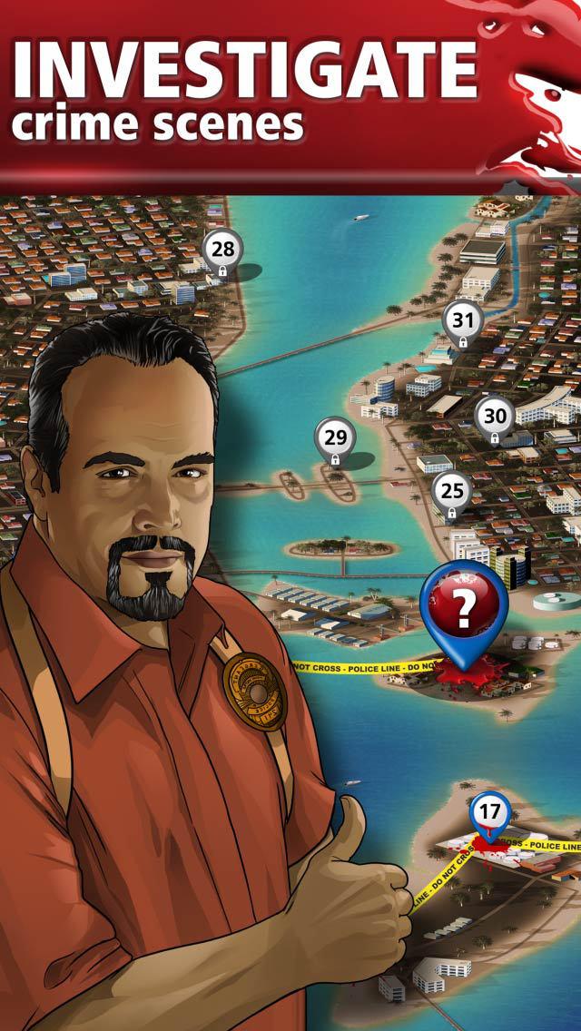 Dexter: Hidden Darkness screenshot 3