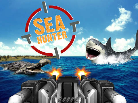 Sea Monster Shooting Strike 3D screenshot 6