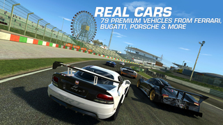 Real Racing 3 screenshot #2