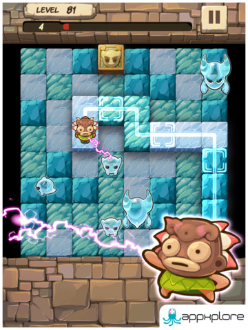 Caveboy Escape screenshot 7