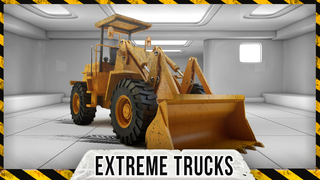 3D Construction Simulator - Extreme Trucks Driver screenshot 1