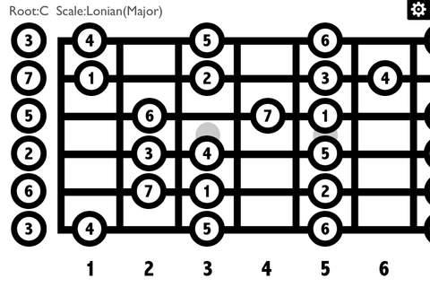 Musical Scale - náhled