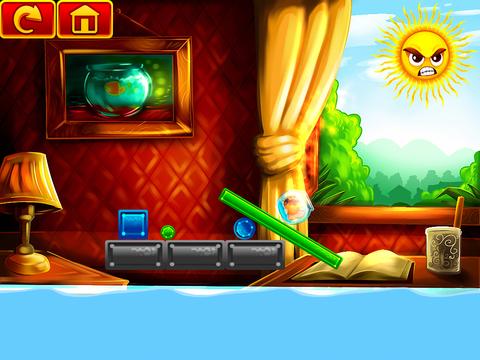 Fish Sun Water - A Physics Challenge screenshot 6
