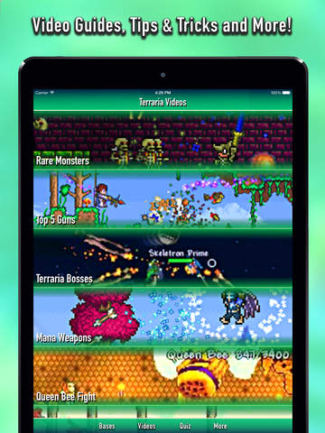 Bases for Terraria screenshot 6